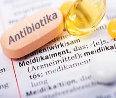 Medizinlexikon: Was sind Antibiotika?