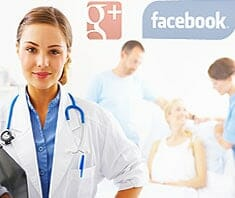 Gesundheitsmarketing, Social Media