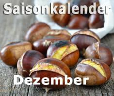 Saisonkalender Obst & Gemüse | Dezember