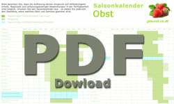 Saisonkalender-Obst Download