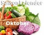 Saisonkalender Obst & Gemüse: Oktober