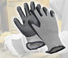 Hände vor ätzenden Stoffen schützen – Schutzhandschuhe im Alltag und Beruf