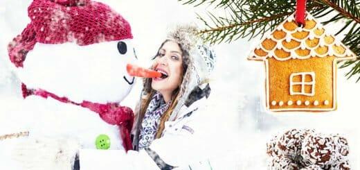Weihnachten & Neujahr: gesunder Genuss während der Feiertage
