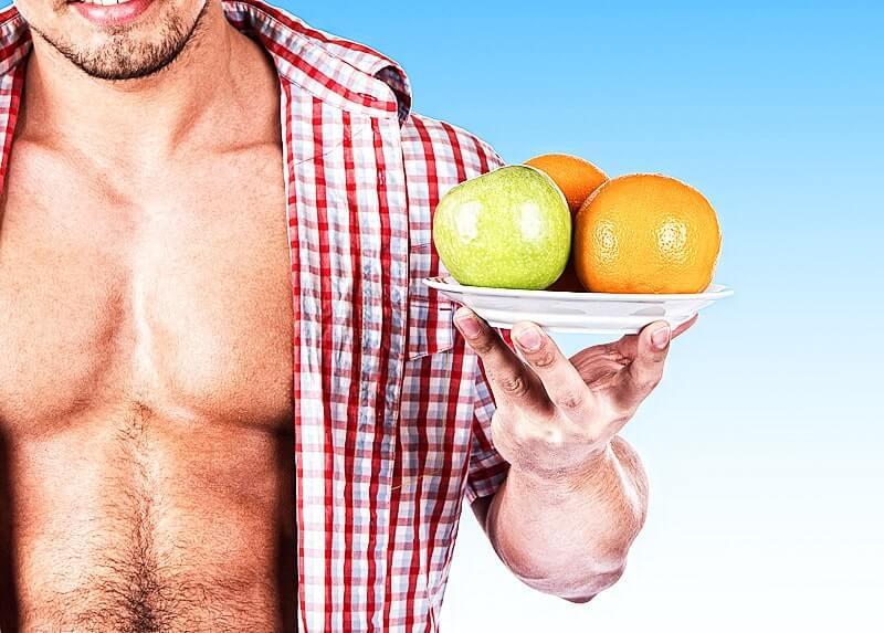 Ernährungstipps für Männer