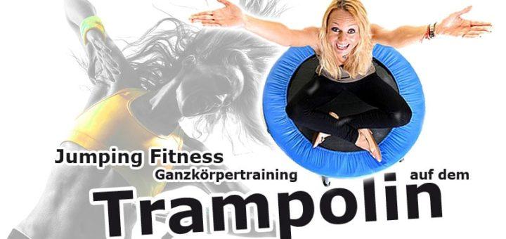 Mit Minitrampolin die Fitness steigern - kleines Gerät, große Wirkung