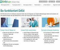 DrEd - Online-Arztpraxis
