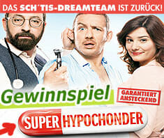 Super Hypochonder | Gewinnspiel