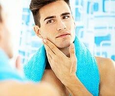 Männerkosmetik: gesunde Hautpflege für den Mann