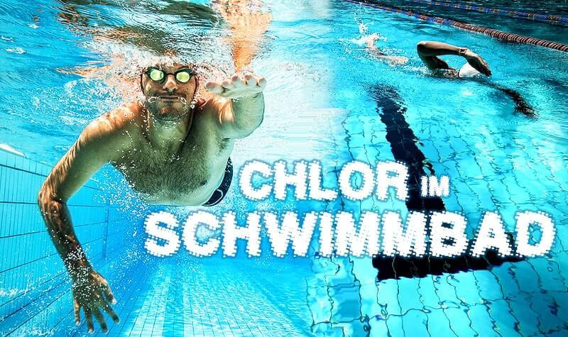 Gesundheitsrisiko Chlor im Schwimmbad