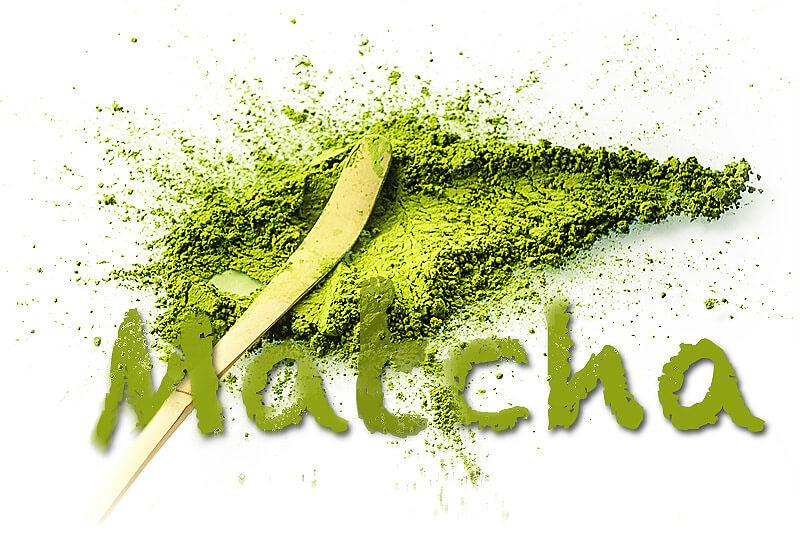 Matcha Pulver für Matcha Tee