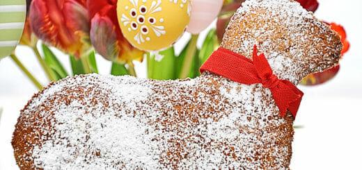 Süßes Osterlamm | Rezept