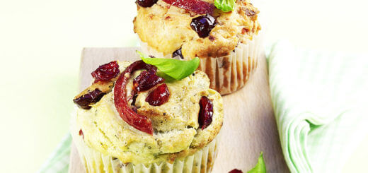 Pesto-Muffins | Rezept