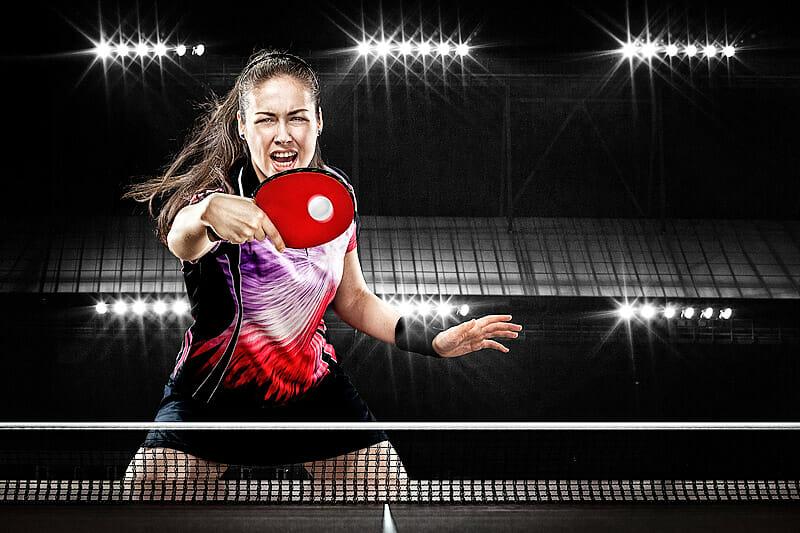 Tischtennis - gesundes Rückschlagspiel für alle Altersgruppen