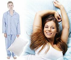 Fragen gesunder Schlaf