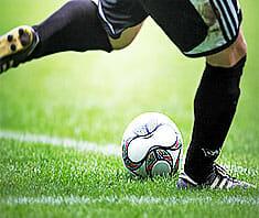 Fußball – Teamsport mit hohem Verletzungsrisiko