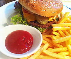 Der perfekte Grillburger | Rezept