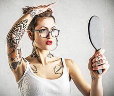 Tattooentfernung - Neue Lasertechnik
