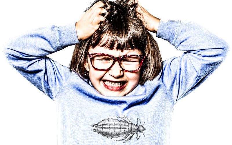 Kopfläuse bei Kindern