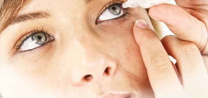 Trockene Augen – Symptome und Behandlung