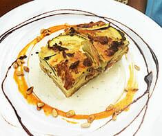 Zucchini-Lasagne | Rezept