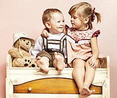 Kindgerechtes Wohnen: so machen Sie die Wohnung kindersicher
