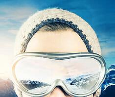 Optische Skibrillen - neue Optionen für Brillenträger