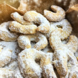 Vegane Vanillekipferl | Rezept