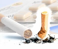 Nikotinpflaster & Kaugummi zur Raucherentwöhnung?