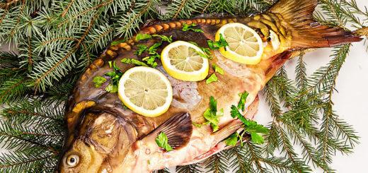 Weihnachtskarpfen | Rezept