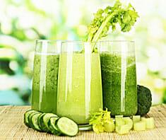 Warum grüne Lebensmittel so gesund sind