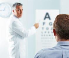 Sehschwäche - richtige Therapie