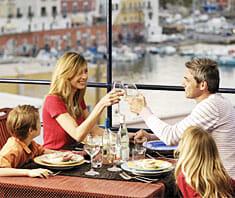 Urlaub - gesund essen und trinken