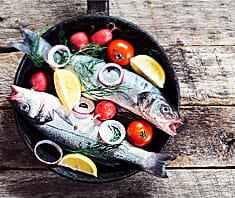 Skandinaviens gesunde Küche