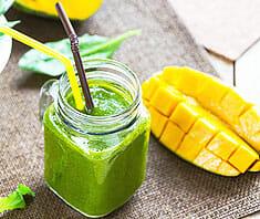 Avocado-Mango-Smoothie | Rezept