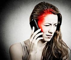 Handystrahlen: Experten plädieren für verantwortungsvollen Umgang mit Mobiltelefonen