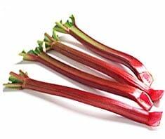 Rhabarber – süßes Gemüse, vielseitig und gesund