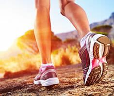 Laufanalyse für die perfekte Schuhpassform beim Laufen & Joggen