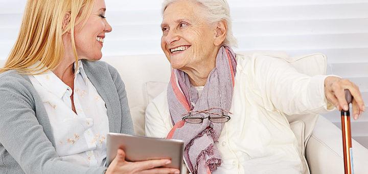 Vor- und Nachteile betreuten Wohnens im Alter