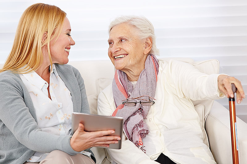 Betreutes Wohnens im Alter