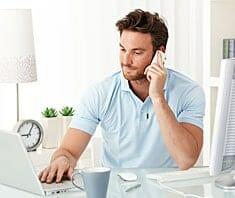 Fit durch den Büroalltag: Die Gesundheit am Arbeitsplatz fördern