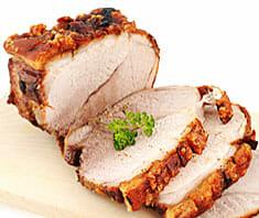 Schweinsbraten mit Kruste | Rezept