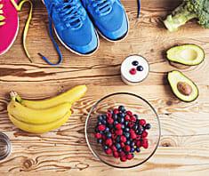 Körperliche Fitness und Ernährung aufeinander abstimmen