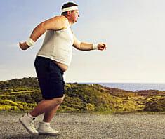 Kampf dem Übergewicht: Sport angeblich kaum hilfreich