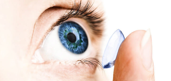 Kontaktlinsen heute: Korrektur & Komfort