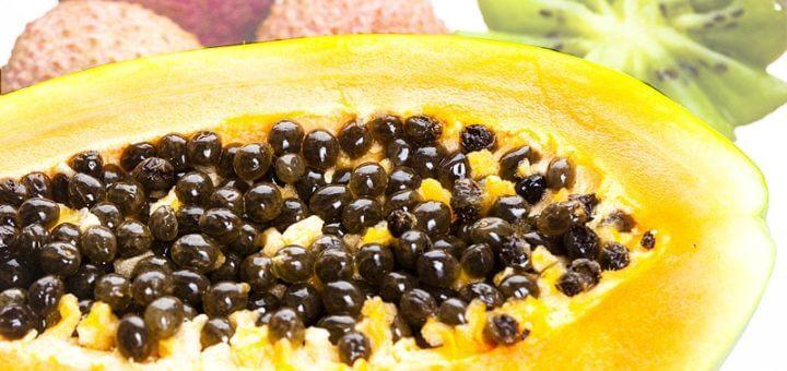 Papaya: gesunde Frucht aus den Tropen