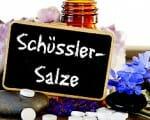 Schüssler Salze gegen Akne?