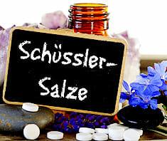 Schüssler Salze sinnvoll gegen Akne?