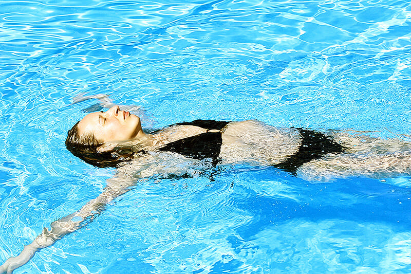 Wassersport: Schwimmen