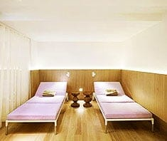 Spa im Hotel Sans Souci