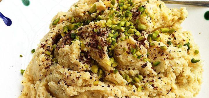 Wasaba Hummus Rezeptfoto